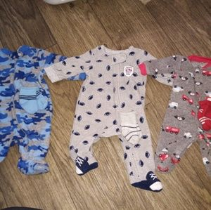Other - Baby boy onesie set with socks